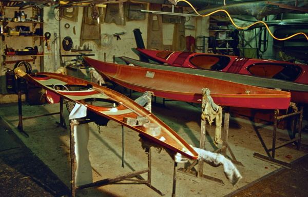 Kayak - Baikal from Boatbuilder Lettmann